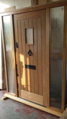 57.Custom Glazed Cottage Pre-Hung Door-set: | Front door | Pinterest ...