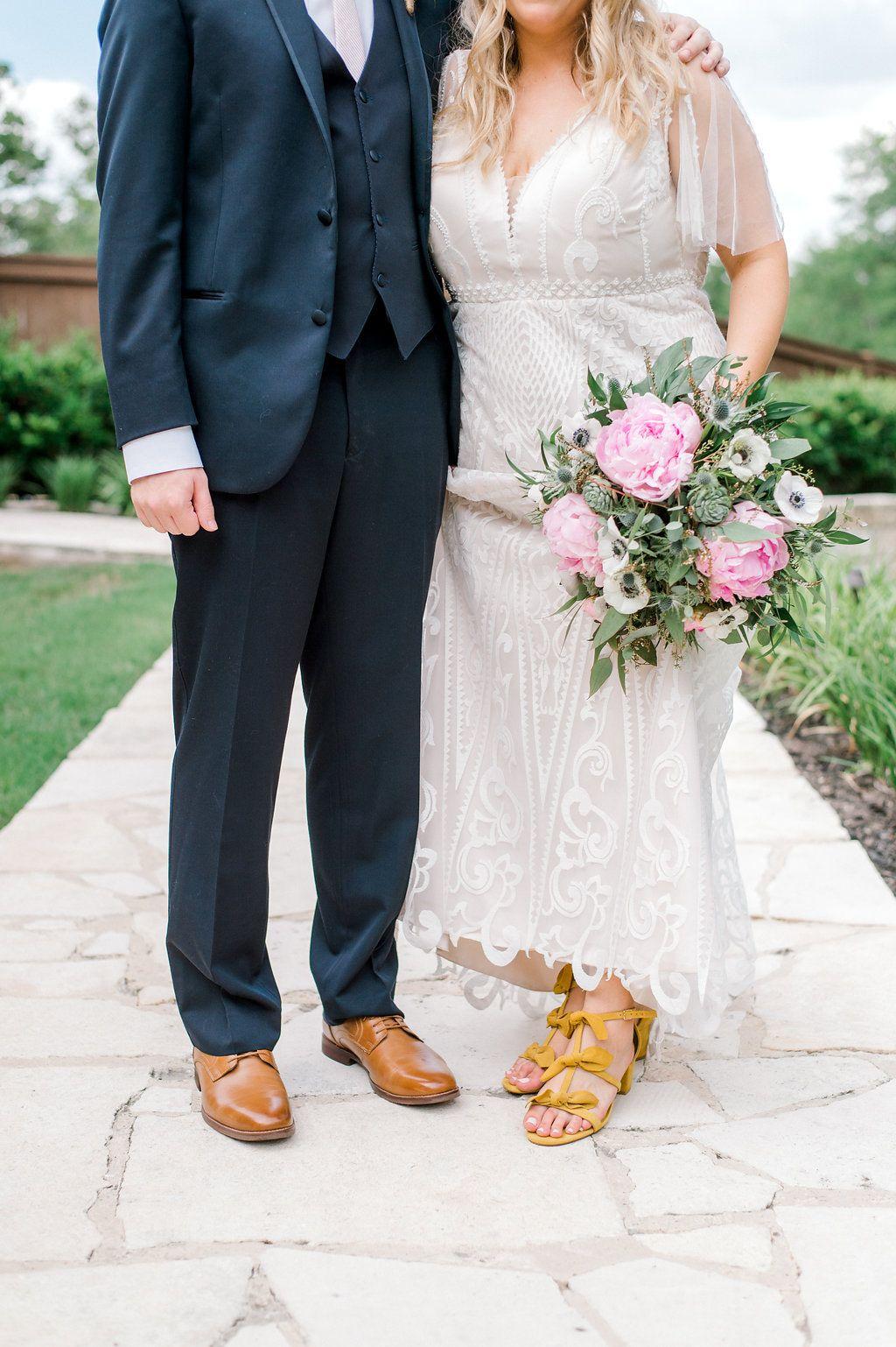 Bohemian bride groom style bohemian wedding style boho bride