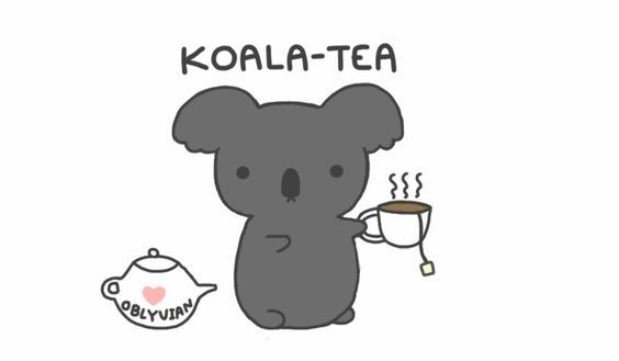 Koala Tumblr Transparent Szukaj W Google Embroidery Art Cute