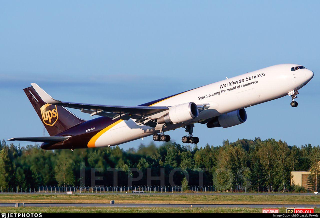 Airline United Parcel Services (UPS) Registration N350UP