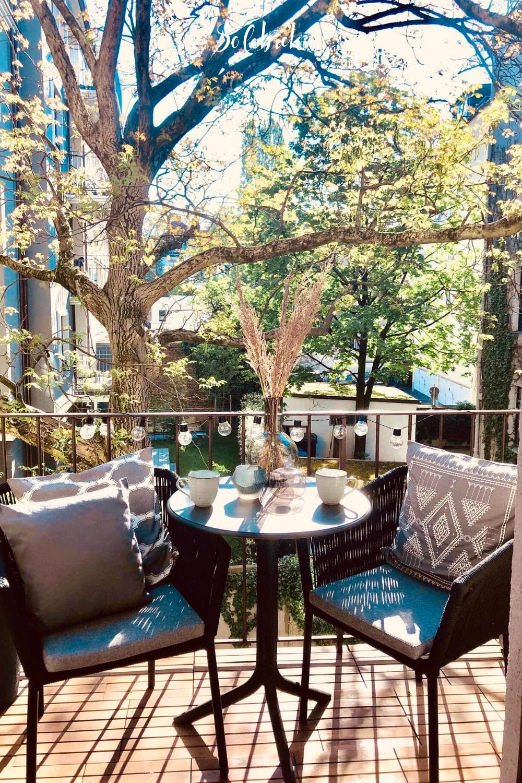 Schöne Ideen für deinen Balkon, dein Sommerwohnzimmer ...