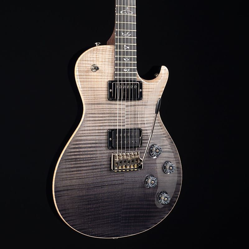 PRS Tremonti 10 Top Rosewood Neck Wood Library Gray Black Fade ...