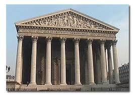 eglise la Madeleine -Paris