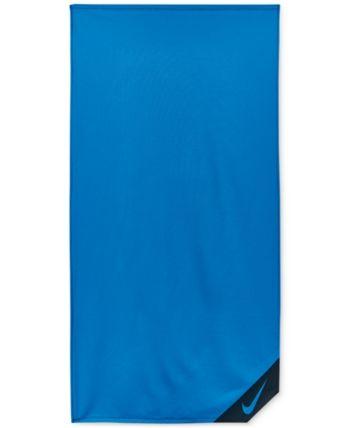 Nike Men S Cooling Towel Photo Blue Anthracite Nike Men