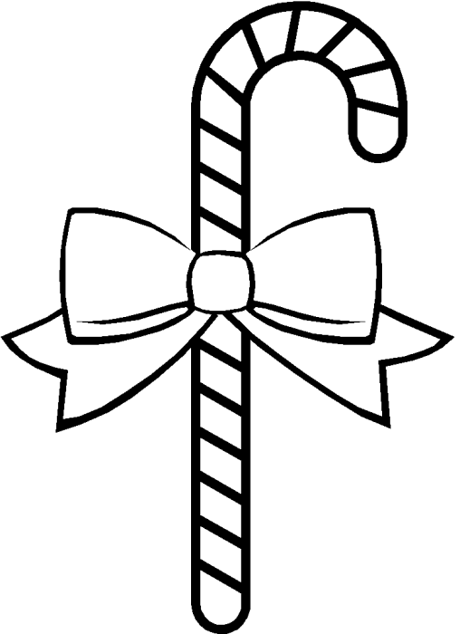 Candy Cane Christmas Tree Coloring Page Candy Cane Coloring Page Christmas Coloring Pages