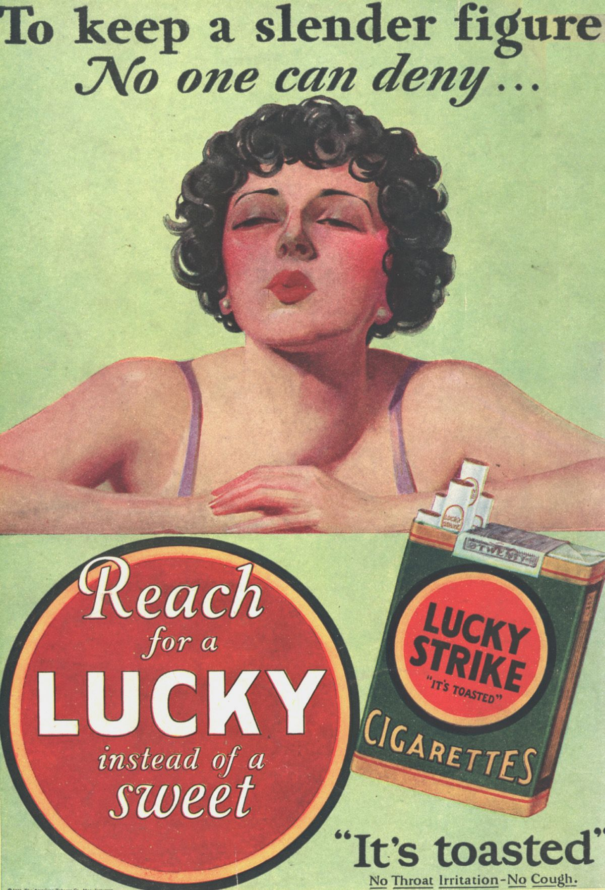 a history of tobacco advertising had changed the present advertising Cigarette advertising has had many changes from 1960 to 2000 but where tobacco companies have tried to of the entire history of cigarette advertising.