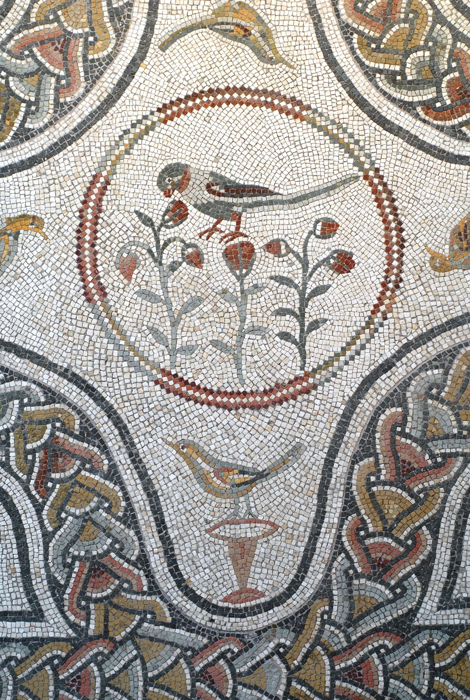 Detail Floor Mosaic MOSAICS Pinterest Mosaik Römisch Und Fliesen - Alte mosaik fliesen