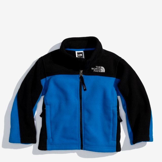 Such a cute jacket for my little guy. Love North Face