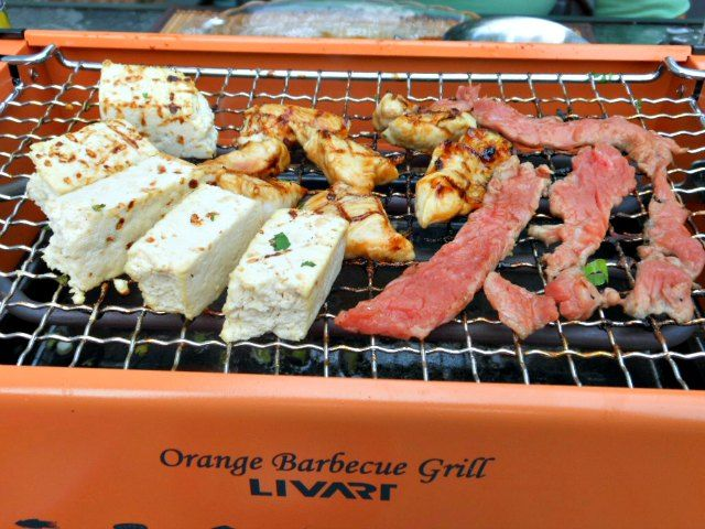 Electric Tabletop Grill Www Thetabletopcook