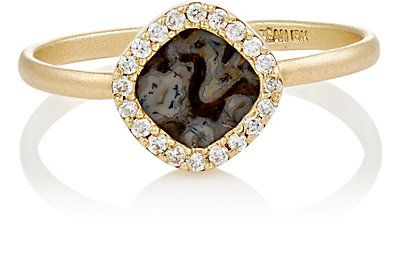 Monique Péan Gemstone Ring - Rings - 503085579