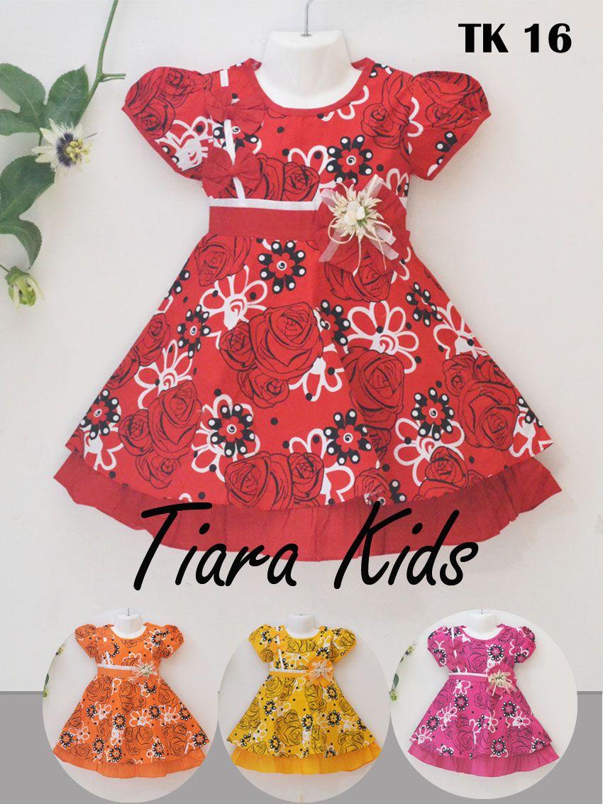 Baju Anak Perempuan 6007 Grosir Baju Anak Murah Baju Anak