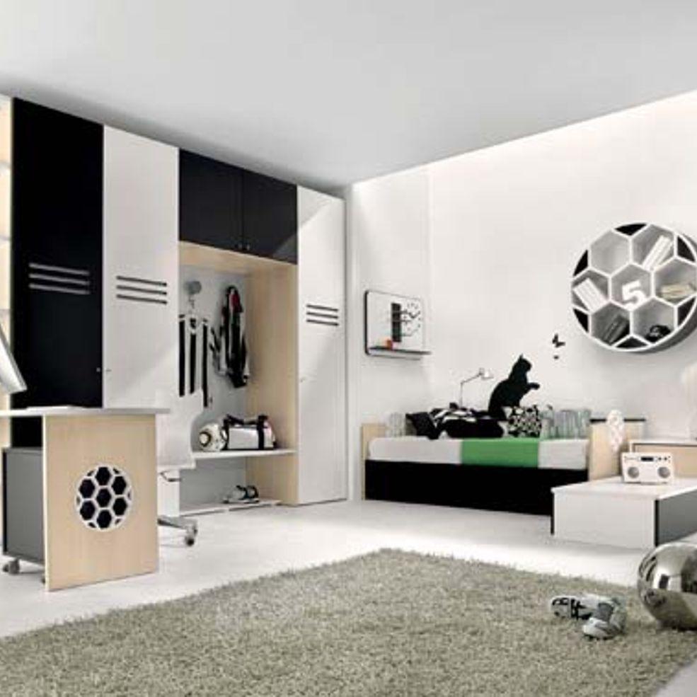 Kids Bedroom  Idée chambre, Déco chambre foot et Chambre enfant
