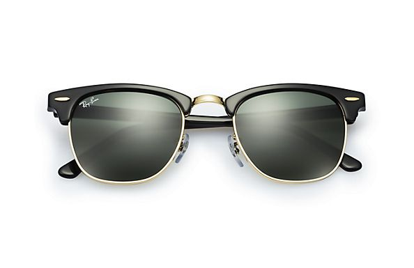 Ray-Ban RB3016 W0365 49-21 Clubmaster Classic Sunglasses   Ray-Ban USA dbbdc5bf8e