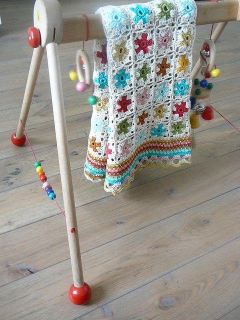 Ravelry: lebens-craft\'s baby decke nuria | Crochet Blankets ...