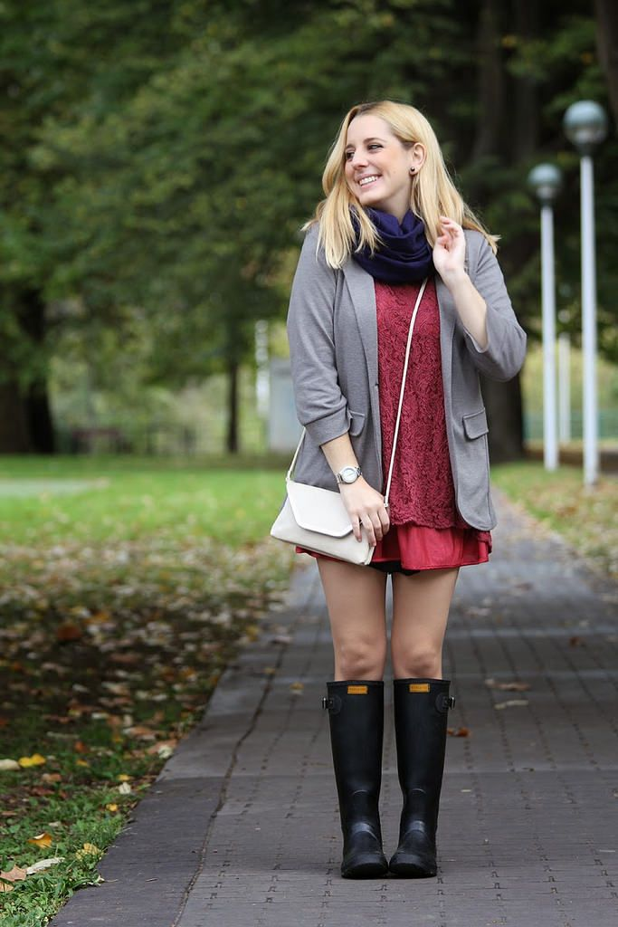 Explore Girls in Hunter Boots and more\'s photos on Flickr. Girls ...