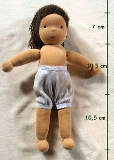 Die Proportionen der Puppe - RundumdiePuppe.de   Puppen