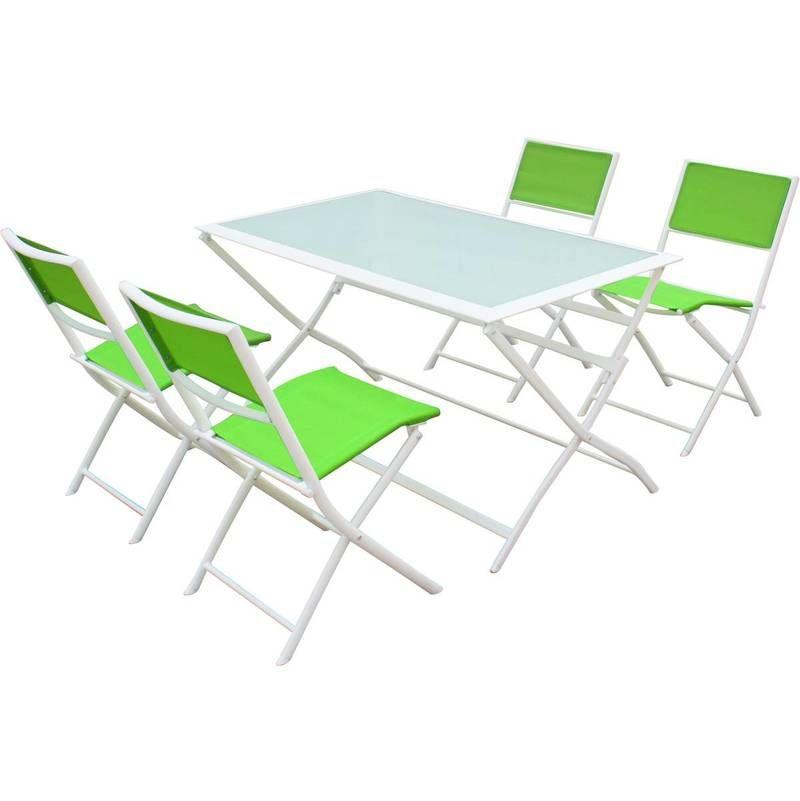 Salon de jardin in 2019 | Outdoor furniture, Outdoor decor ...