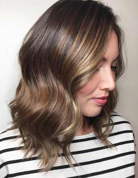 Astonishing Hairstyles for Medium Hair 2018