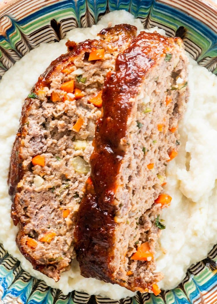Easy Meatloaf Recipe Craving Home Cooked in 2020 Meat