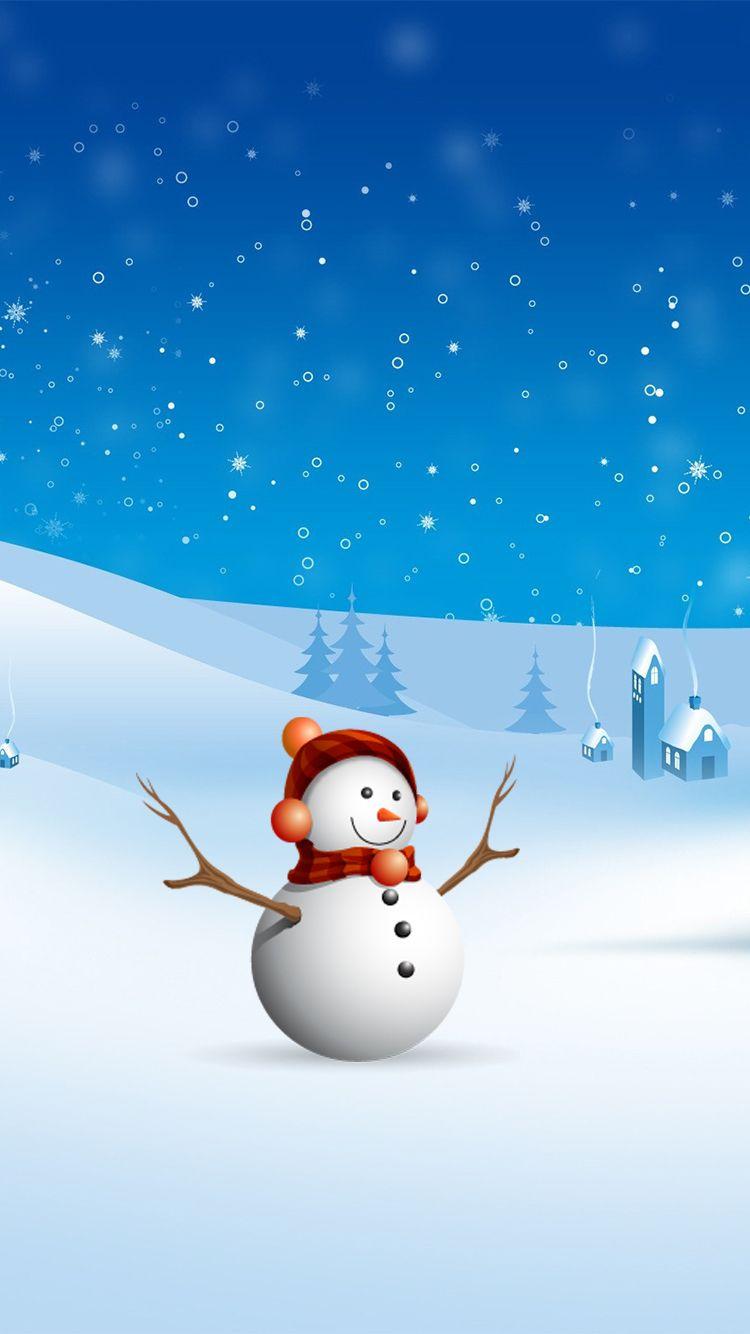 Snowman Wallpaper Christmas Wallpaper Iphone  Wallpaper Lock Screen Wallpaper Wallpaper Backgrounds