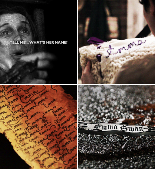 Emma…her name is Emma. #ouat