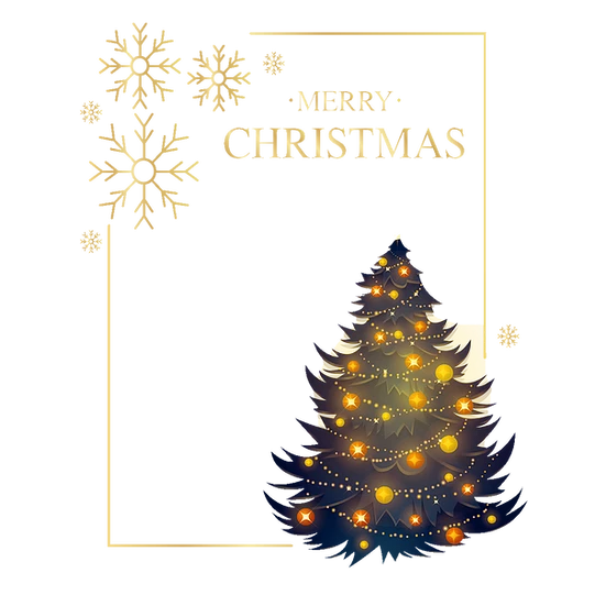 Frame With Christmas Tree Christmas Frame Png Cheap Digital Download Upcrafts Design Christmas Snowflakes Background Christmas Tumblr Christmas Illustration