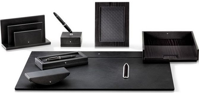 Perfect For Your Office The New Montblanc Desk Accessories Mens