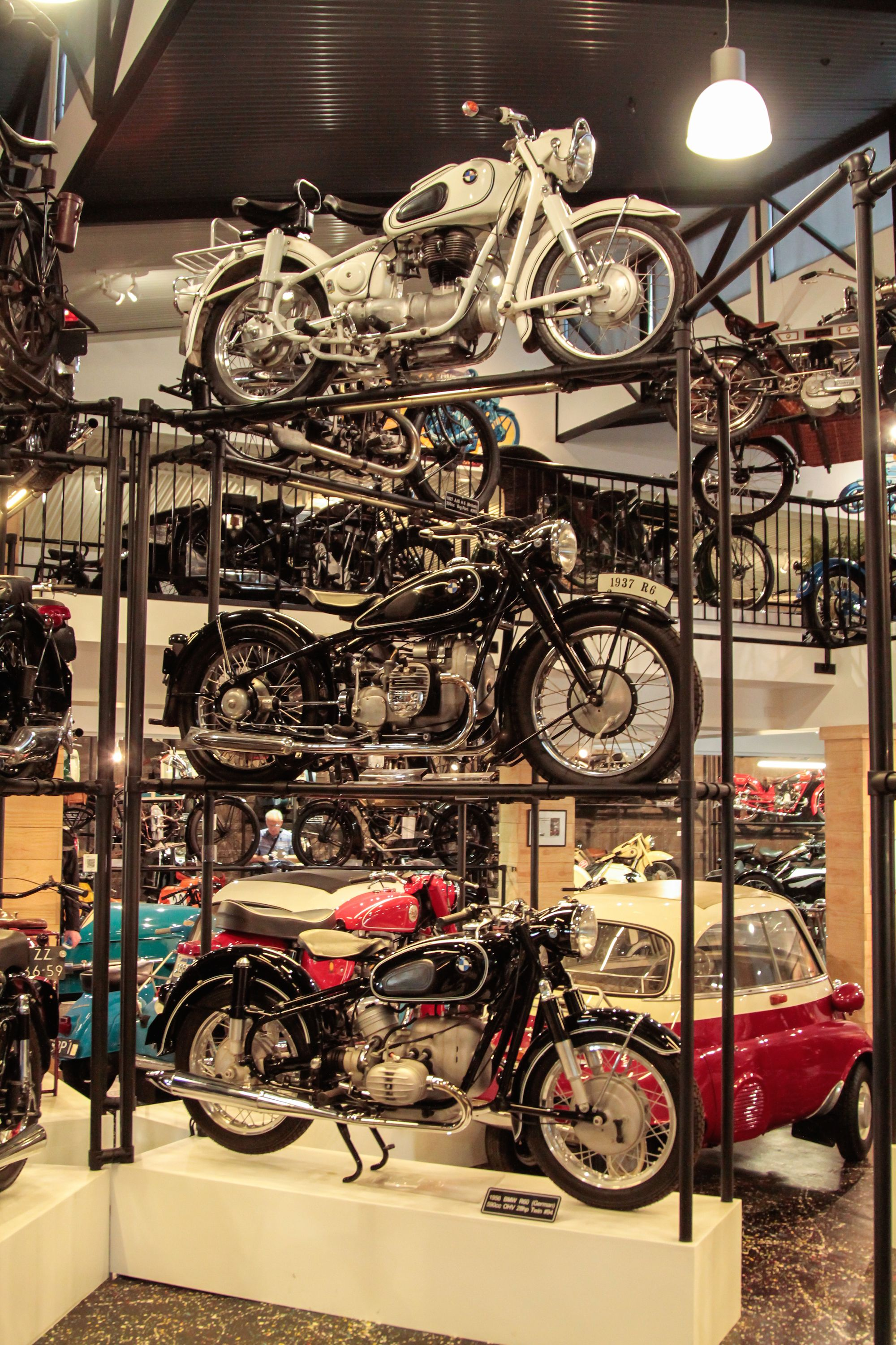 The New Zealand Classic Motorcycles Museum In Nelson May Be