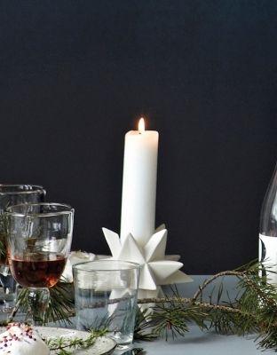 Kynttilänjalka TÄHTI, halk 11,6 cm