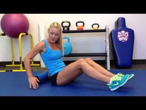 3 travel foam roller exercises for better posture