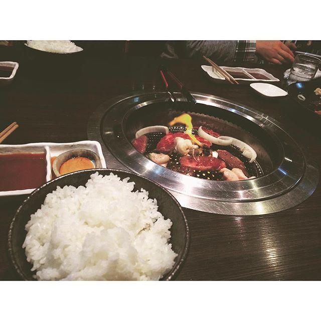 美味しかった焼肉 #popula #焼肉 #yakiniku  #肉 #dinner #ごはん