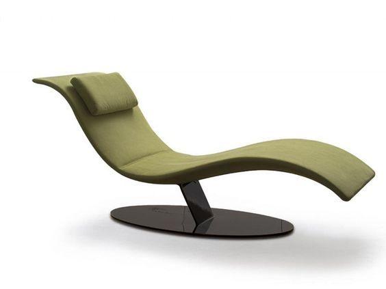 Chaise Longue In Poliuretano Eli Fly By Désirée Design Jai