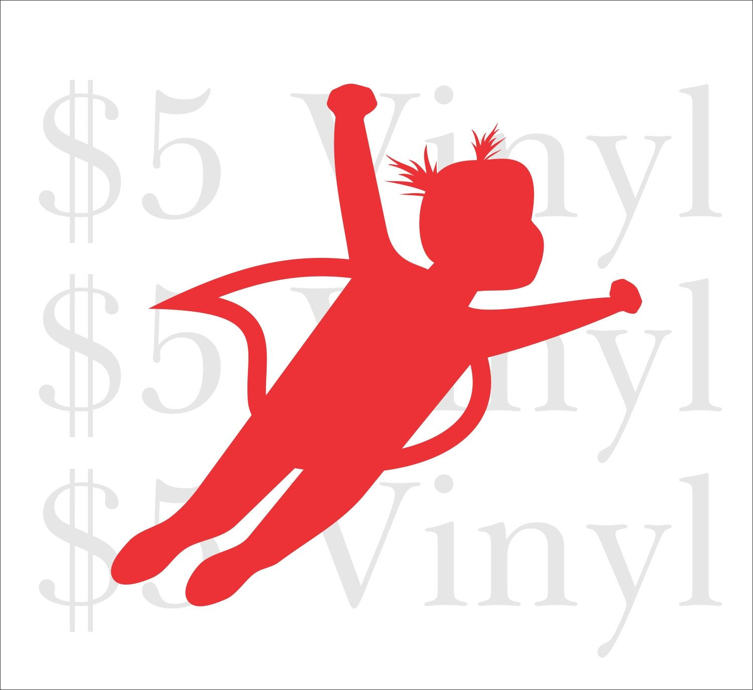 Super babygirl flying vinyl car decal superman sticker superfamily decal window decal superman family pinned by pin4etsy com
