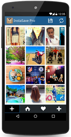 InstaSave Pro v2.7.1 apk Android, Android apps, Game themes