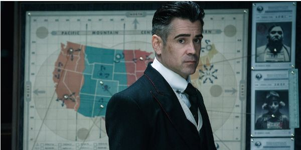 What Colin Farrell Thinks Happened To His Fantastic Beasts Character #FansnStars