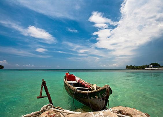isla grande cartagena de indias - Pesquisa Google