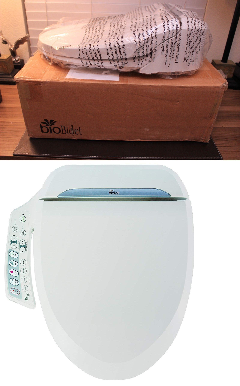 Bidets And Toilet Attachments 101405 Bio Bidet Ultimate Bb 600