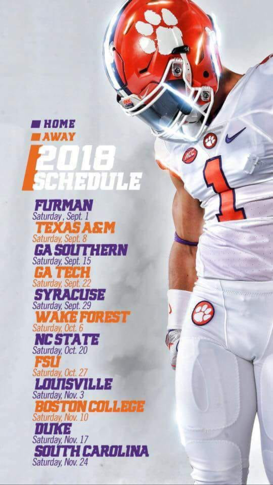 Yes Let S Go Tigers Clemson Tigers Football Clemson Football Clemson