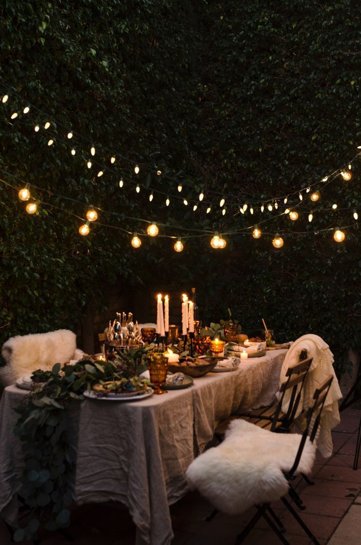 A Soiree Under The Stars - Margo & Me