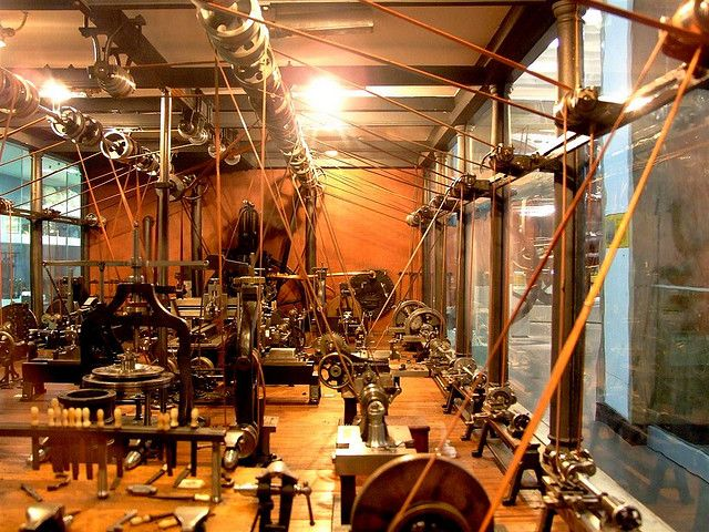 Victorian machine shop (2) | Architectural Inspiration