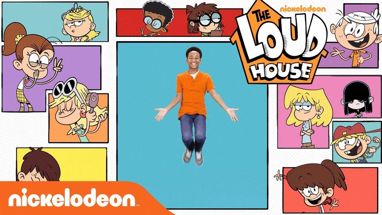 The Loud House Gonoodle Dance Remix Nick Dance Remix The Loud