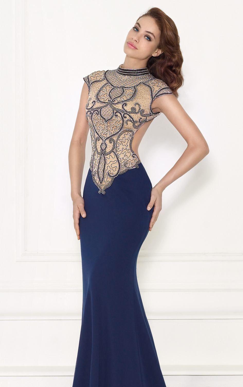 dbc5bbc0b1d85 Tarik Ediz 92717 by Tarik Ediz Sexy Dresses