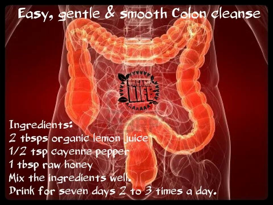 Best 25 Colon Cleanse Drinks Ideas On Pinterest Colon