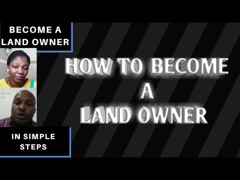 HOW TO BECOME A LAND OWNER IN PORTHARCOURT WITH ORIGINAL C OF O,  AN HOUR WITH TEEY