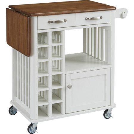 Perfect For Adding Extra Prep Space To Your Wellstocked Kitchen Interesting Rolling Kitchen Chairs Design Ideas