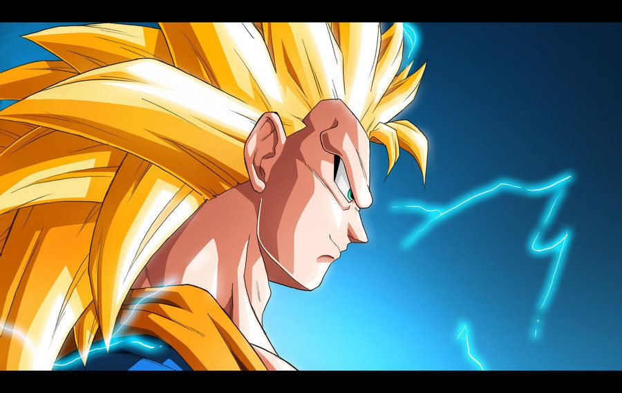 Image result for Super Saiyan 3 pinterest