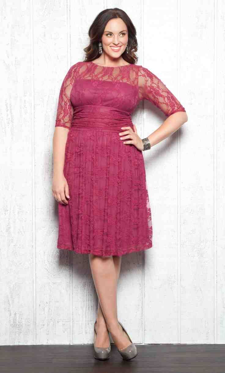 Plus Size Dresses For Wedding Guest | Dress | Pinterest | Vestido ...