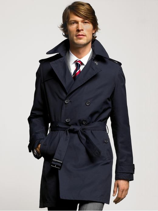 banana republic men trench coat - Google Search