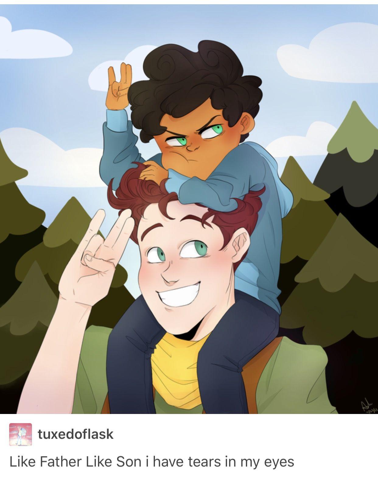 gay son Stuffed dad