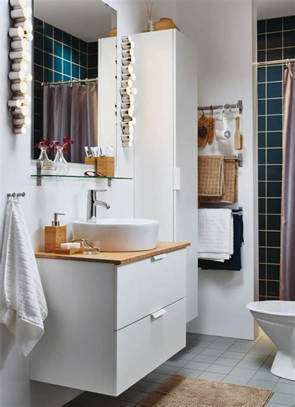 45 creative and inspiring small bathroom storage ideas on clever small apartment living organization bathroom ideas unique methods for an organized bathroom id=87916